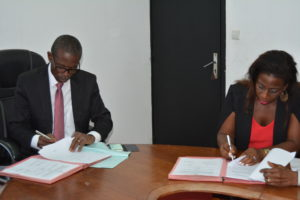 Protocole d'accord entre la République togolaise représentée par le Ministère de l'Urbanisme, de l'Habitat et du Cadre de Vie et la société MESSIBAT TOGO sarl