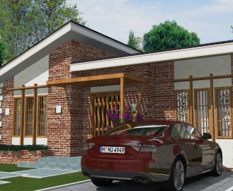 green house 3bedrooms salon kitchen from 15000$